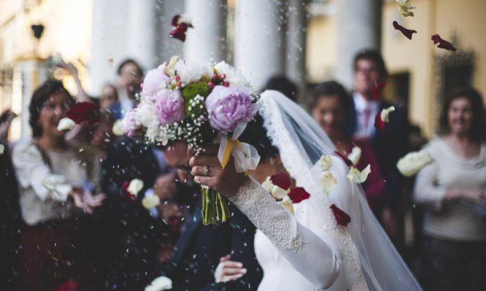 Nowożeńcy dla dzieci