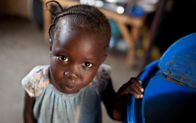 Pomóż dzieciom w Afryce